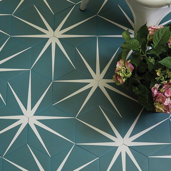 Lily Pad Porcelain Eucalyptus