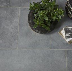 Wexford Blue Limestone Semi Honed Finish