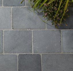 Wexford Blue Limestone Cobble Tumbled Finish