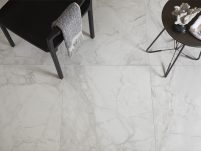Porcelain floor & wall