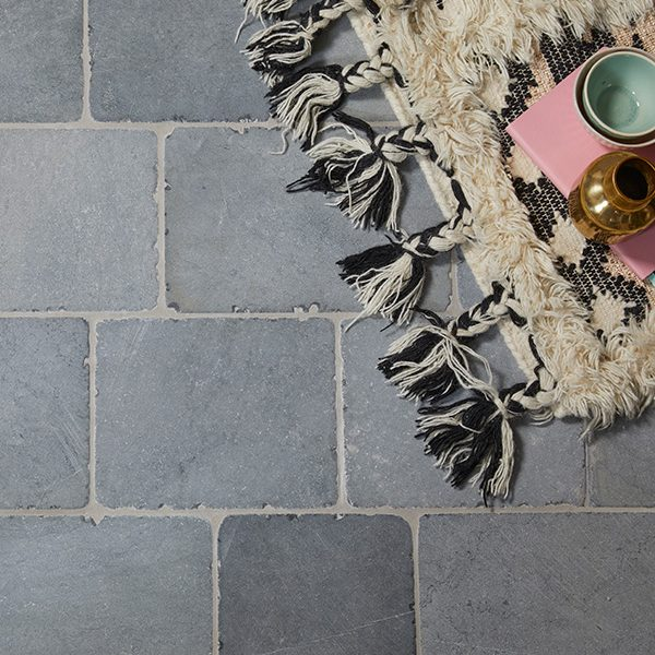 Wexford Limestone Cobble Tumbled Finish