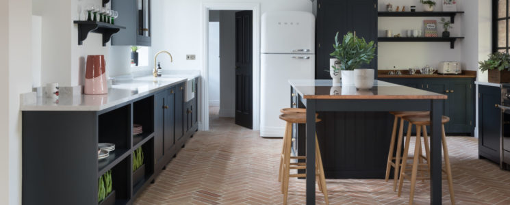 Marlborough Terracotta Parquet