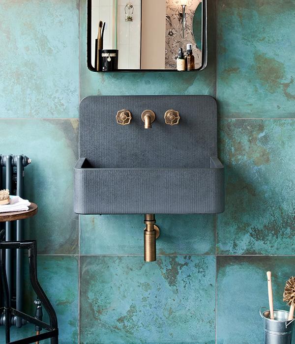 Chemistry Verdigris – Ripples Bathrooms