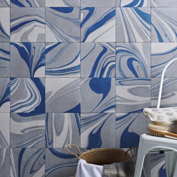 Outlet – Inker Porcelain Blue