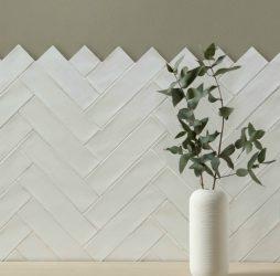 Carter White Ceramic