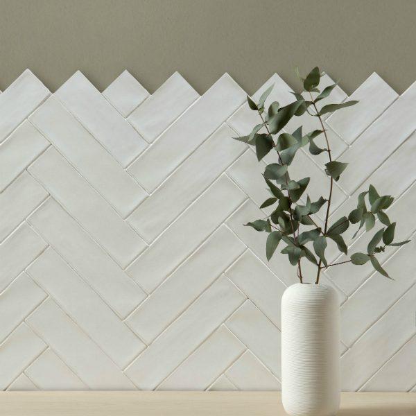 Carter Ceramic White