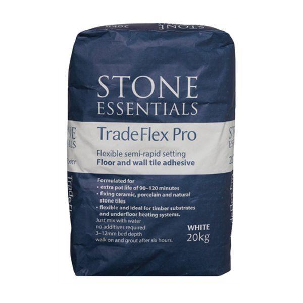 Stone Essentials Trade Flex Pro Adhesive 20kg
