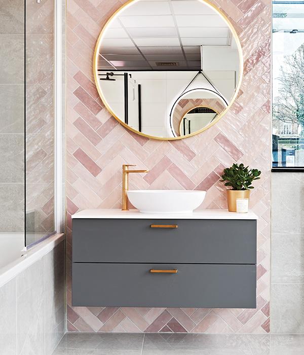 Oasis Ceramic Pink – Ripples Bathrooms