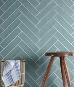 Carter Mint Ceramic Tile