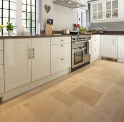 Neranjo Limestone Tumbled Finish Spanish Pattern