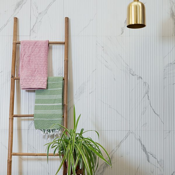 Chelsea Wall Ceramic Linear Decor