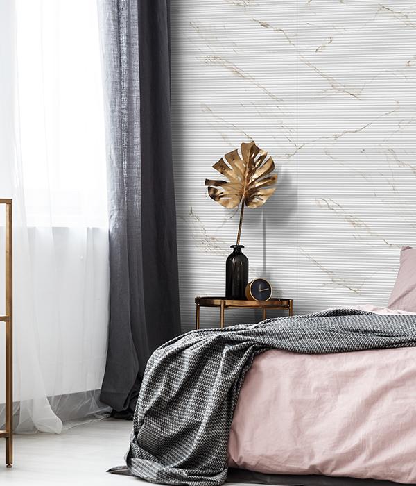 Chelsea Wall Linear Decor Lifestyle