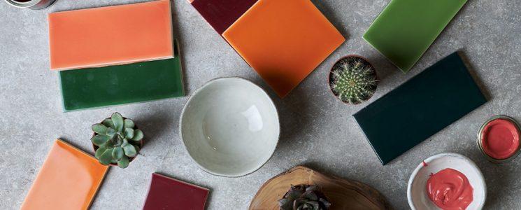 Colour Pop Retro Tiles
