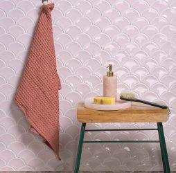 Gelato Mosaic Cotton Candy Porcelain