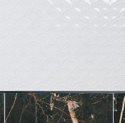 Gelato Mosaic Porcelain Milk White