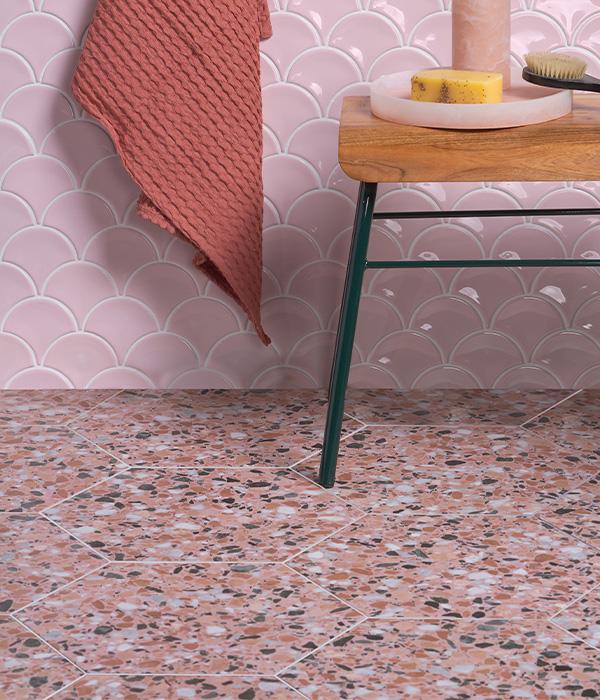 Gelato Pink & Pisa Pink