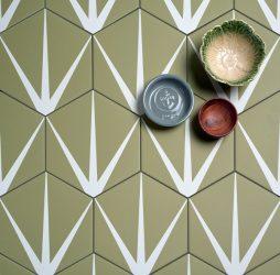 Lily Pad New Leaf Porcelain
