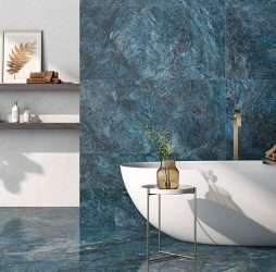 Marble Luxe Azzurro Porcelain