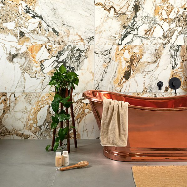 Marble Luxe Porcelain Bellissimo