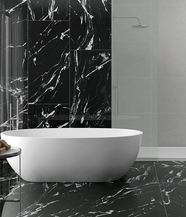 Marble Luxe Noir
