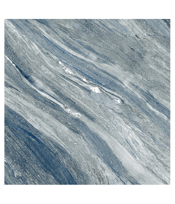 Marble Luxe Palissandro Blue tile