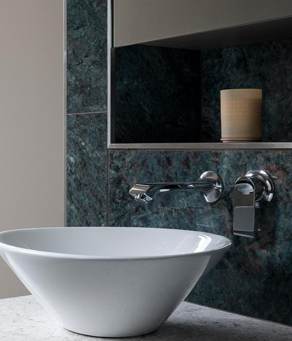 Marble Luxe Porcelain Azzurro – @twobearsstudio.uk
