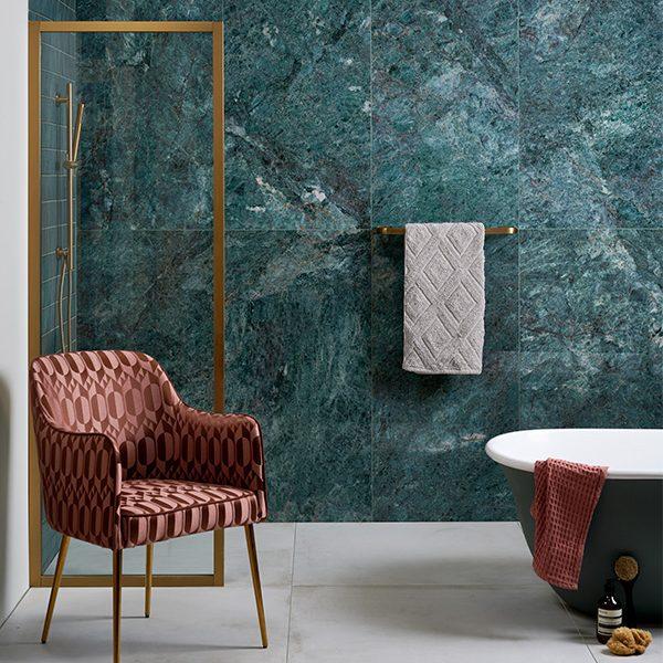Marble Luxe Porcelain Smeraldo