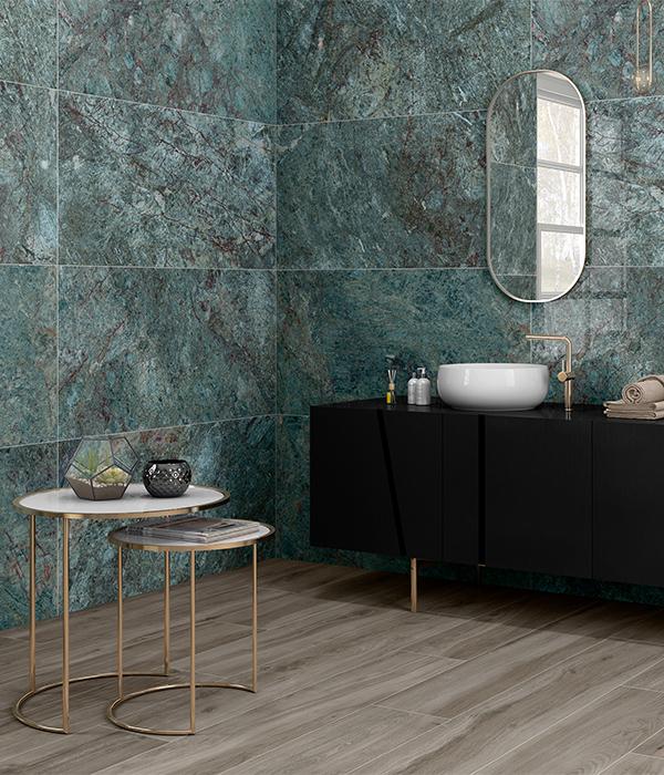 Marble Luxe Smeraldo lifestyle