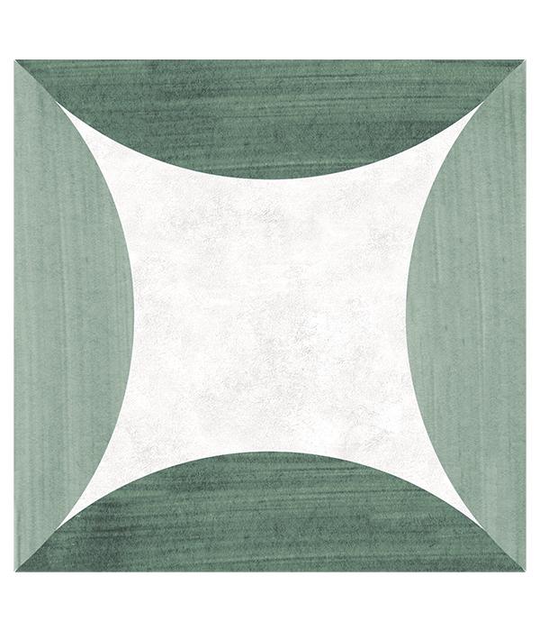 Solar Porcelain Planet Green tile