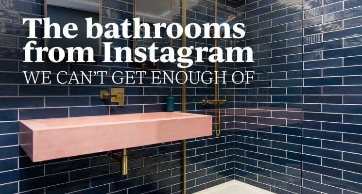 The Bathrooms From Instagram We Can't Get Enough Of