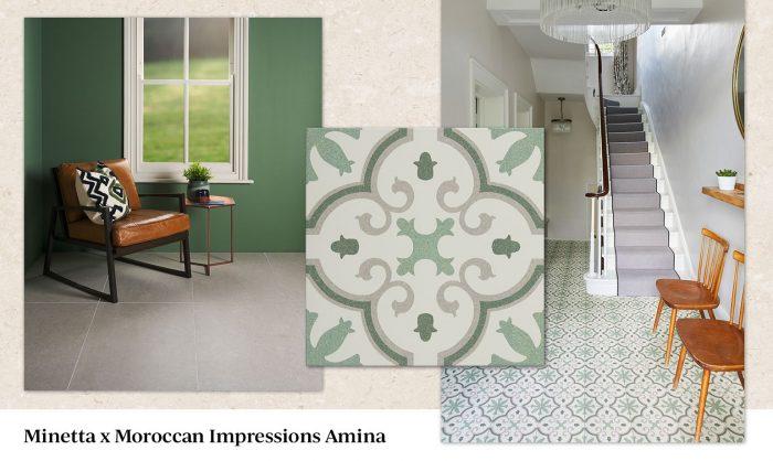 Minetta x Moroccan Impressions Amina