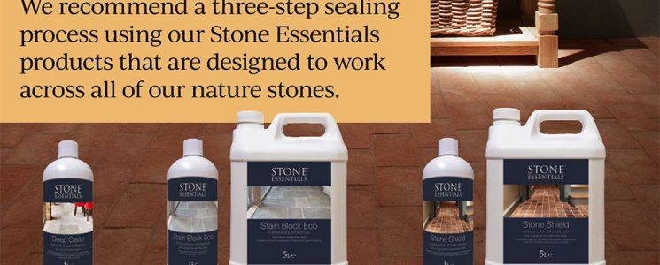 Stone essentials banner