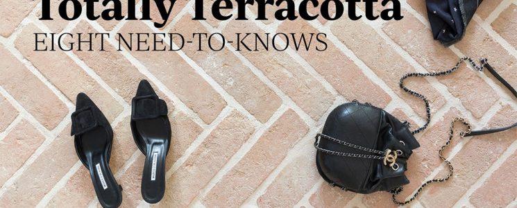 Totally terracotta