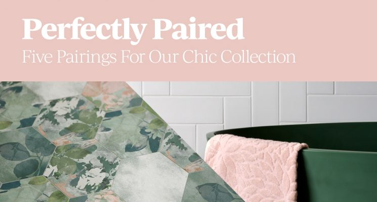 Perfectly Paired – Five Pairings For Our Chic Collection