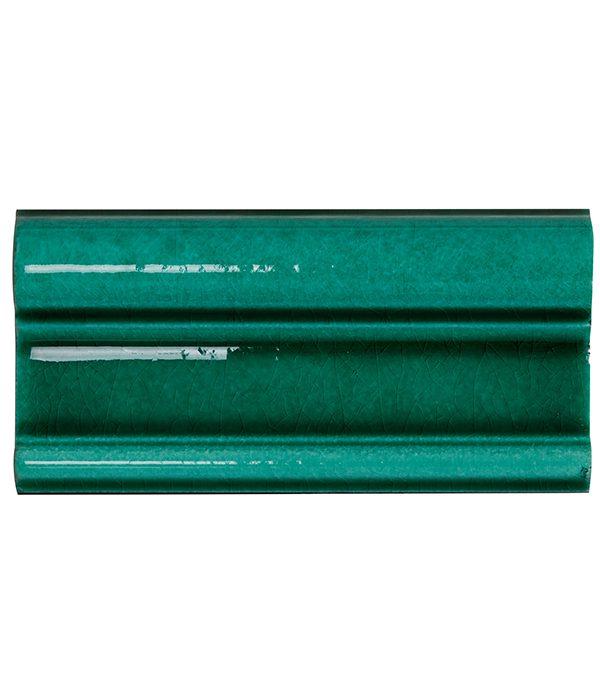 Lyme Ceramic Emerald Green Dado