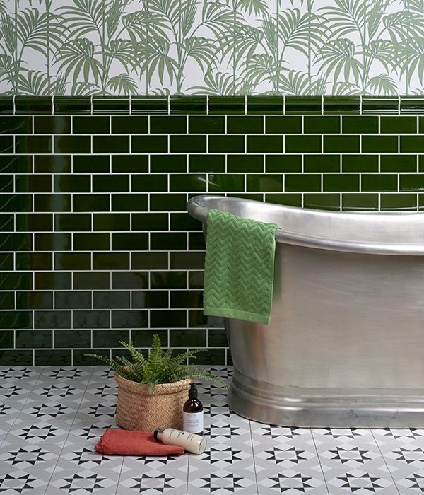 Lyme Ceramic Metro Olive Green