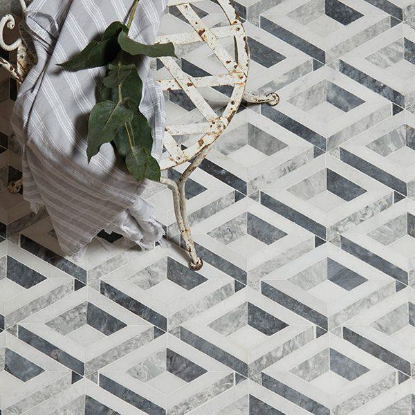 Paris Marble Mosaic
