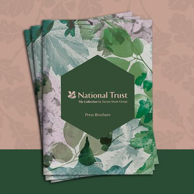 Request A National Trust Tile Collection Brochure