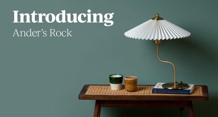 Introducing Ander's Rock