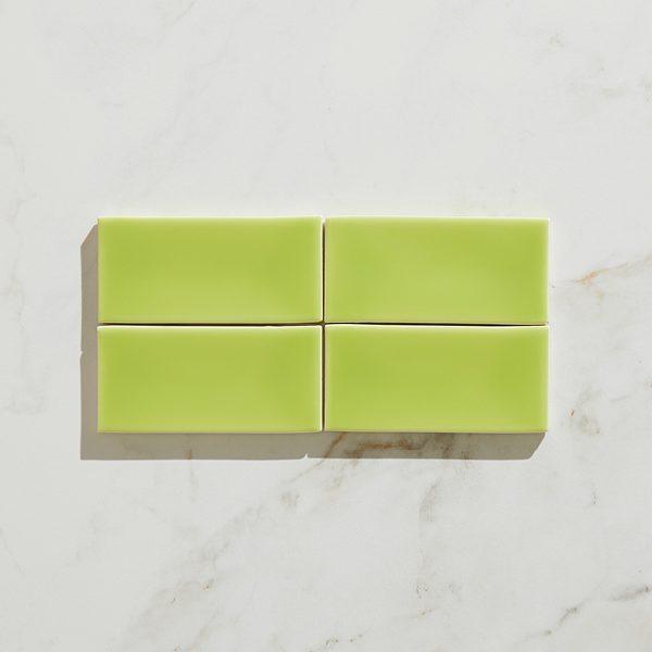 Colour Pop Ceramic Alface Brick