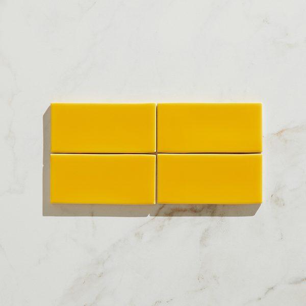 Colour Pop Ceramic Amarelo Brick
