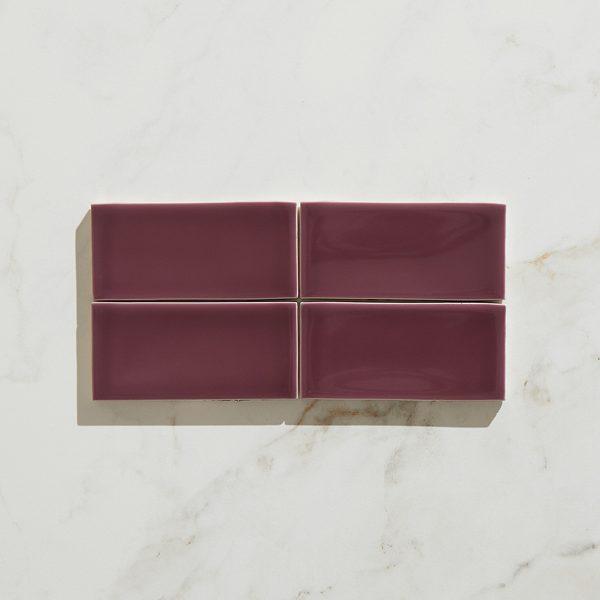 Colour Pop Ceramic Beringela Brick