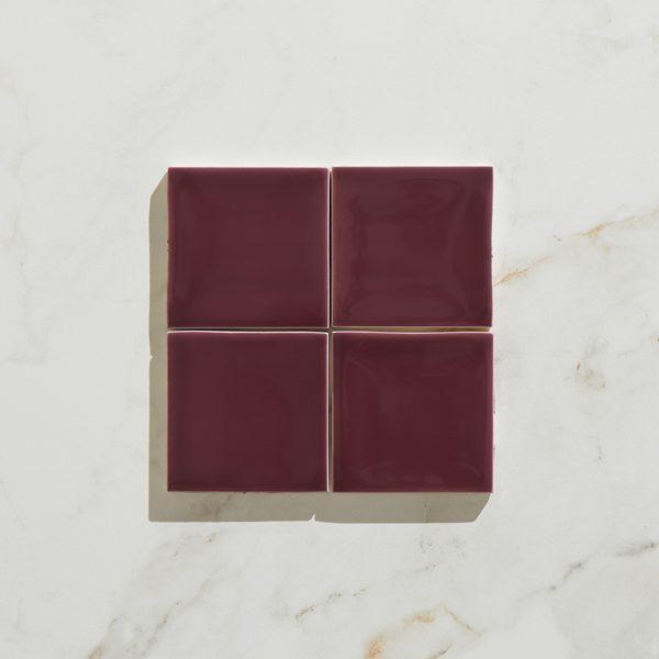 Colour Pop Ceramic Beringela Square