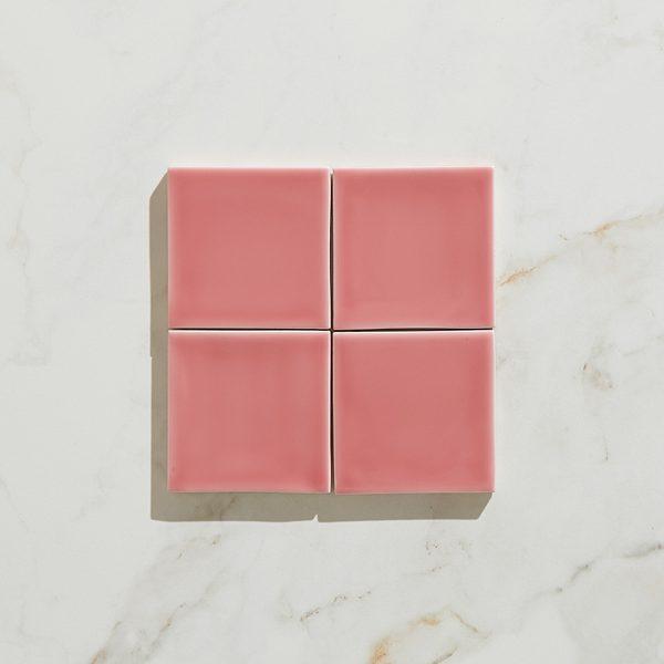 Colour Pop Ceramic Rosa Clara Square