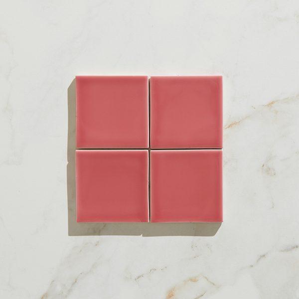 Colour Pop Ceramic Rosa Velho Square