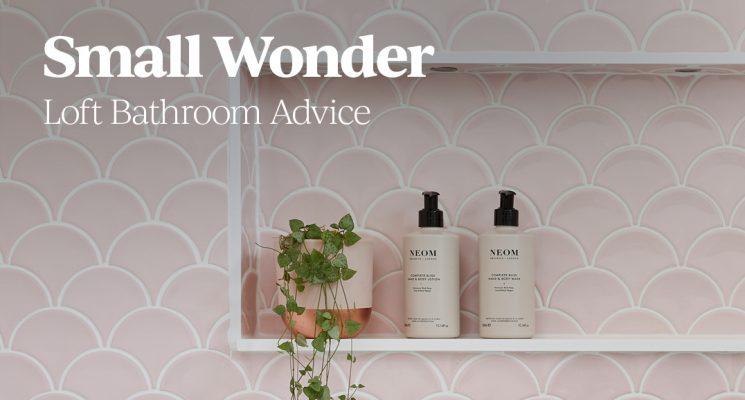 Small Wonder – Loft Bathroom Advice