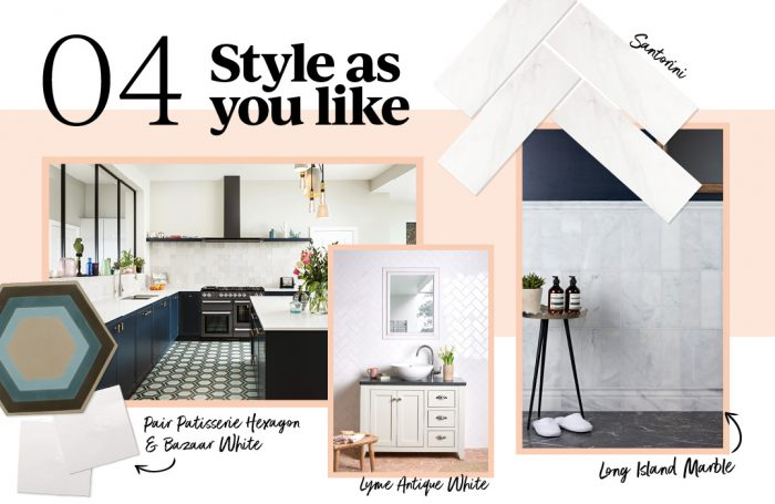 4. Style as you like