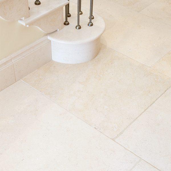 Bergamo Limestone Tumbled Finish 60x60cm