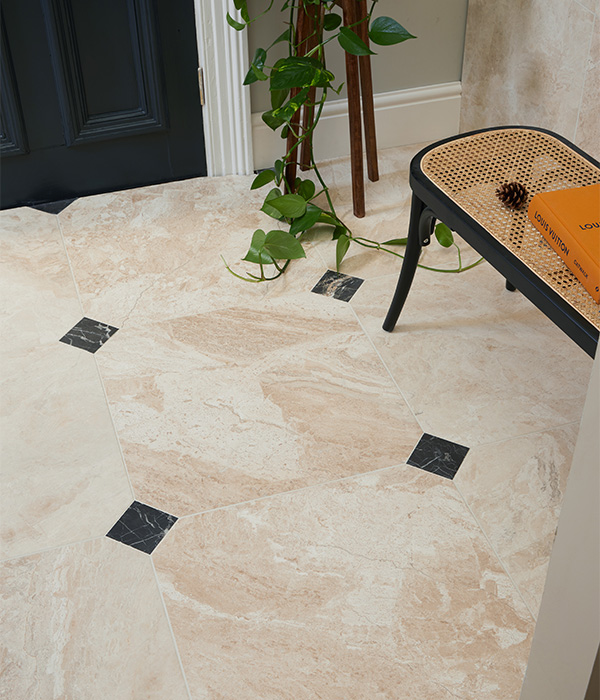 Empress Marble Honed