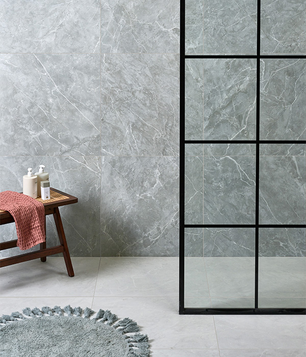 Tribeca Porcelain Perla (Wall) & Blanco (Floor)